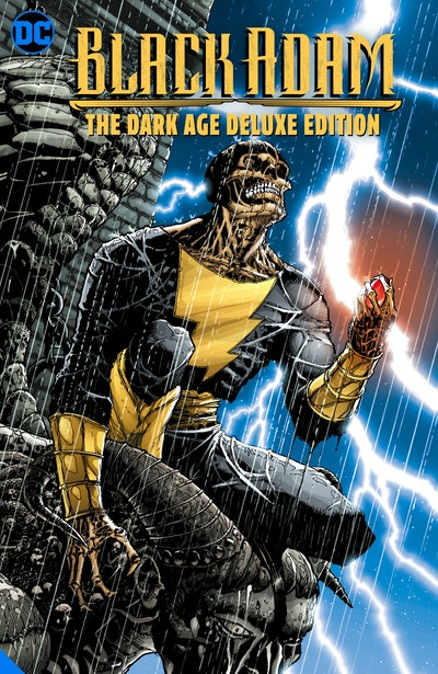 Black Adam  The Dark Age Deluxe Edition