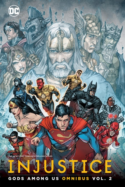 Injustice  Gods Among Us Omnibus Vol. 2