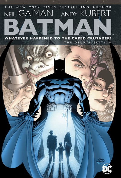 Batman Whatever Happened to the Caped Crusader? Deluxe 2020 Edition