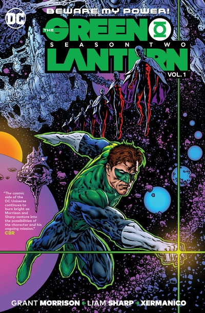 The Green Lantern Season Two Vol. 1