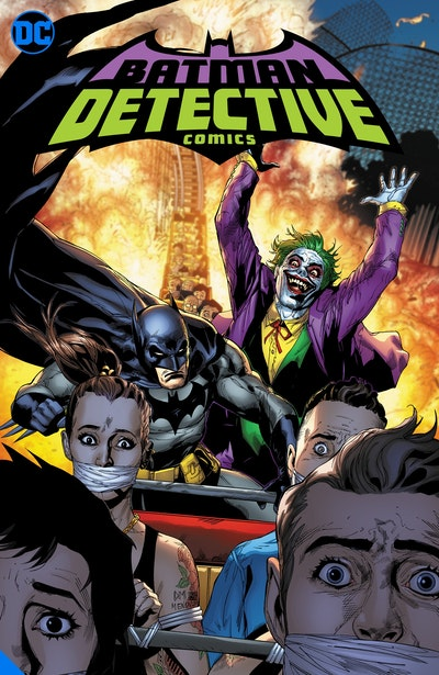 Batman Detective Comics Vol. 3 Greetings from Gotham