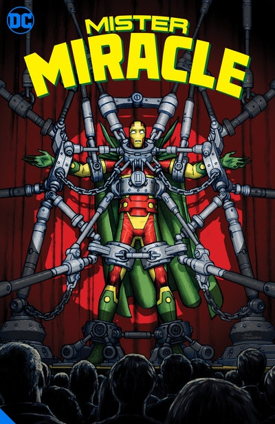 Mister Miracle The Deluxe Edition
