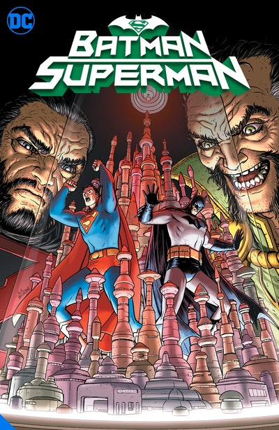 Batman/Superman Vol. 2: World's Deadliest