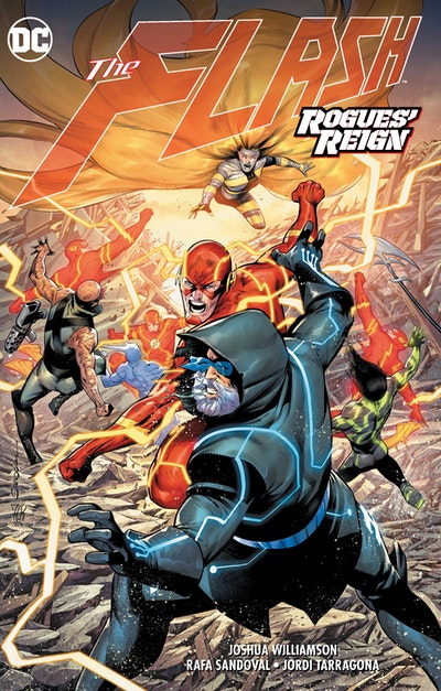 The Flash Vol. 13  Rogues Reign