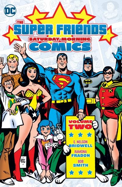Super Friends  Saturday Morning Comics Vol. 2