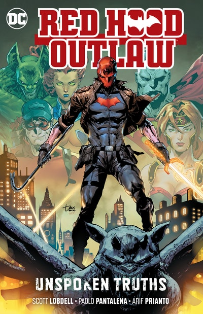 Red Hood  Outlaw Vol. 4