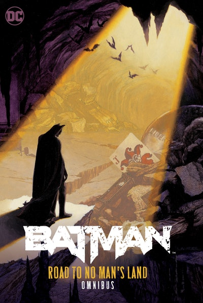 Batman Road to No Man's Land Omnibus