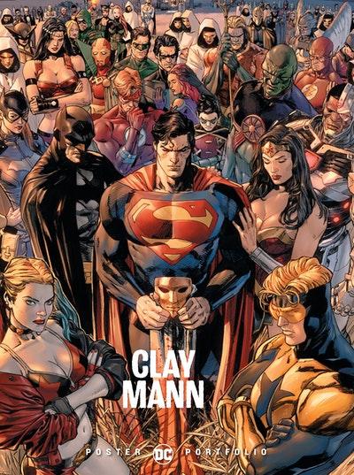 DC Poster Portfolio  Clay Mann