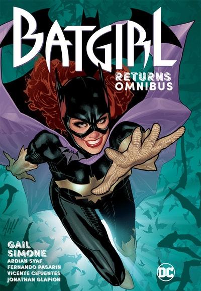 Batgirl The New 52 Omnibus