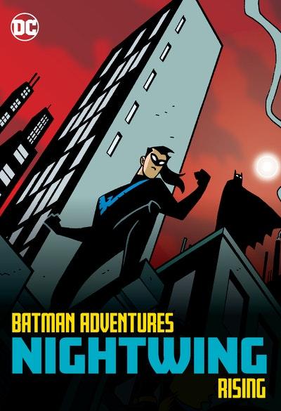 Batman Adventures Nightwing Rising