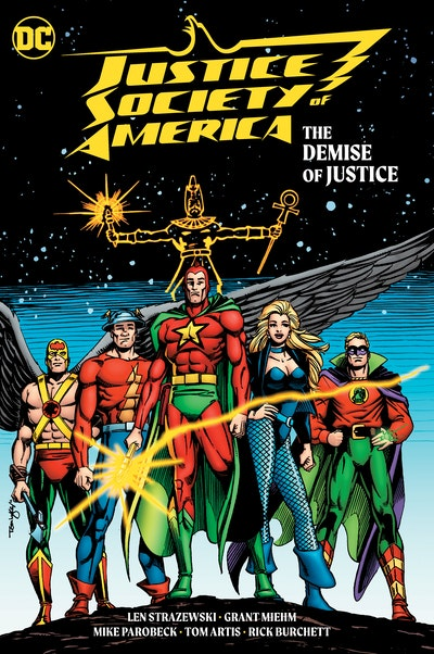 Justice Society of America:The Demise of Justice