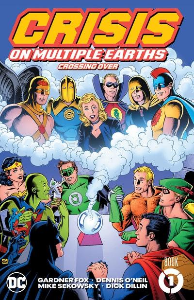 Crisis on Multiple Earths Book 1