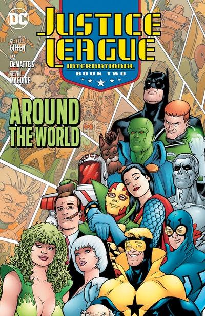 Justice League International Book 2