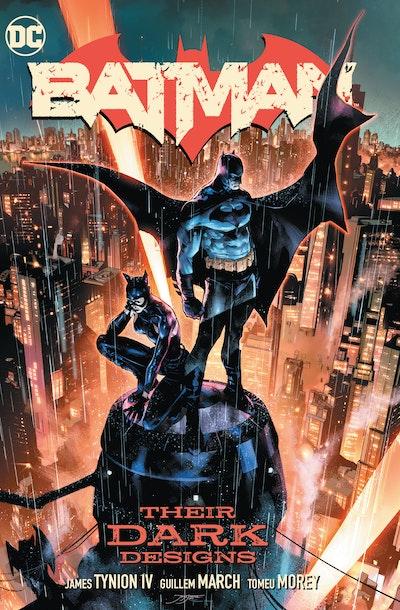 Batman Vol. 1 Their Dark Designs