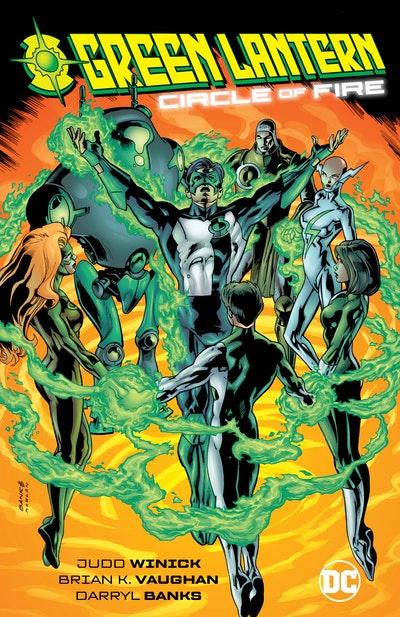 Green Lantern Circle of Fire