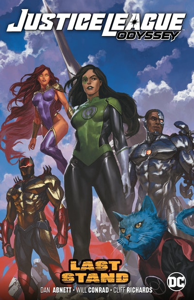 Justice League Odyssey Vol. 4