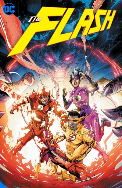 The Flash Vol. 14 The Flash Age
