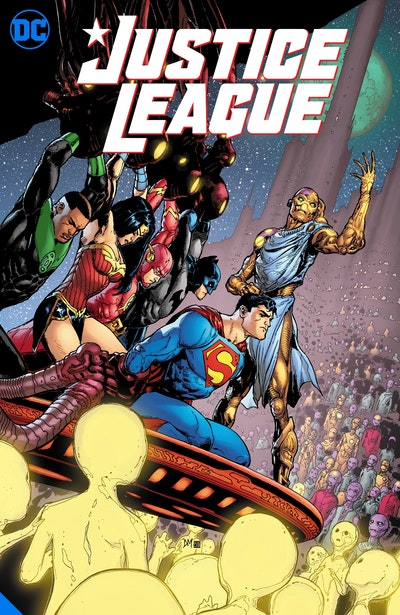 Justice League: Galaxy of Terrors