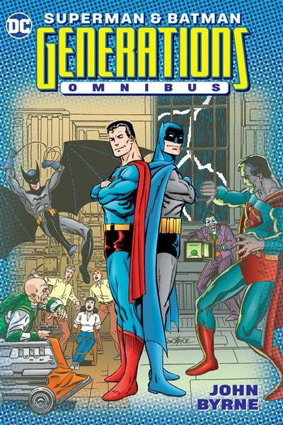 Superman & Batman Generations Omnibus