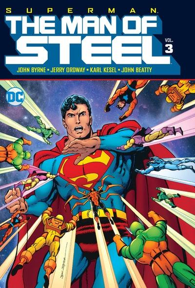 Superman The Man of Steel Vol. 3