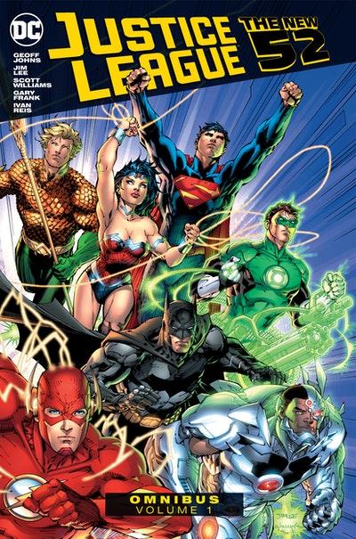 Justice League The New 52 Omnibus Vol. 1