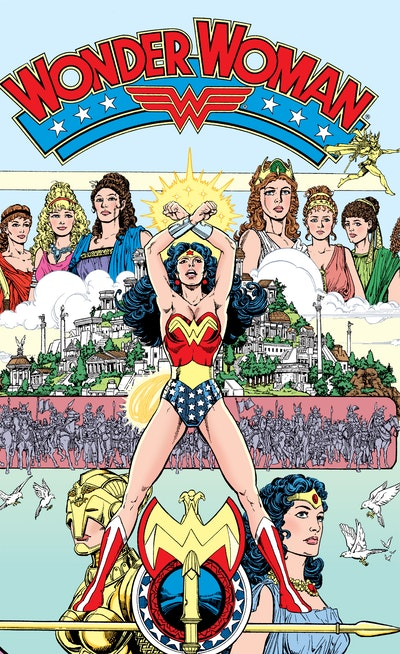 Absolute Wonder Woman: Gods and Mortals