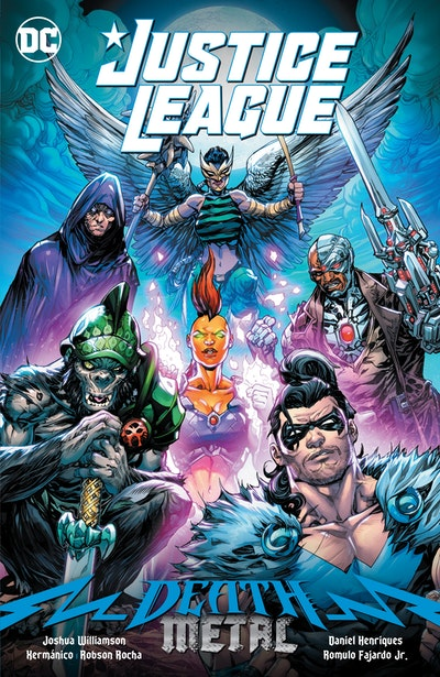 Justice League: Death Metal