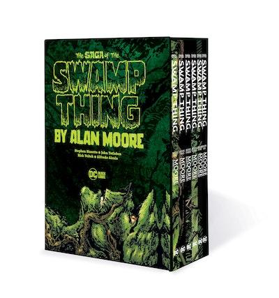 Saga of the Swamp Thing Box Set