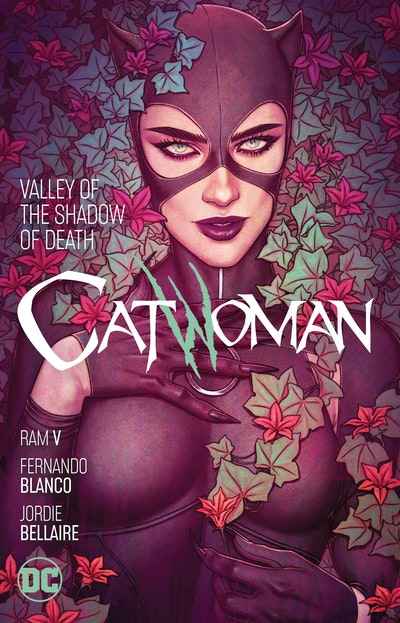 Catwoman Vol. 5 Valley of the Shadow of Death
