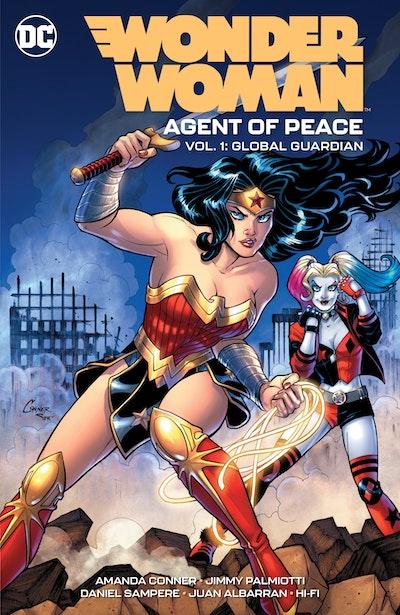 Wonder Woman Agent of Peace Vol. 1 Global Guardian