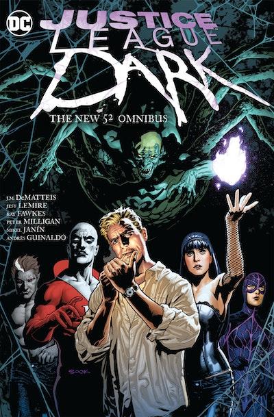 Justice League Dark The New 52 Omnibus