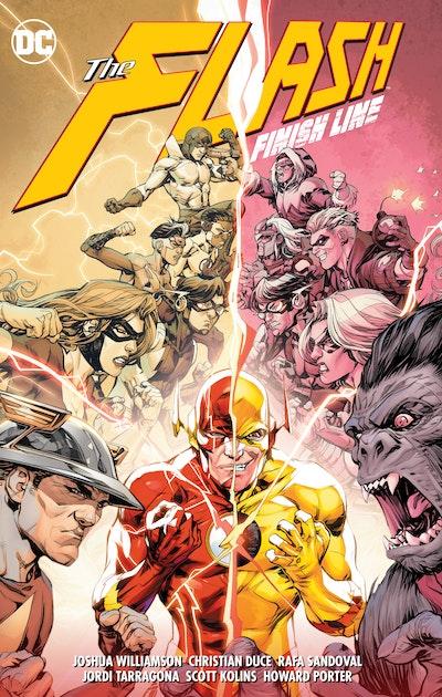 The Flash Vol. 15 Finish Line