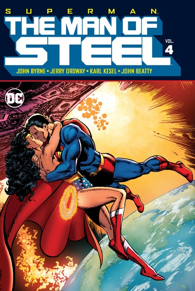 Superman The Man of Steel Vol. 4