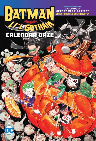 Batman Li'l Gotham Calendar Daze