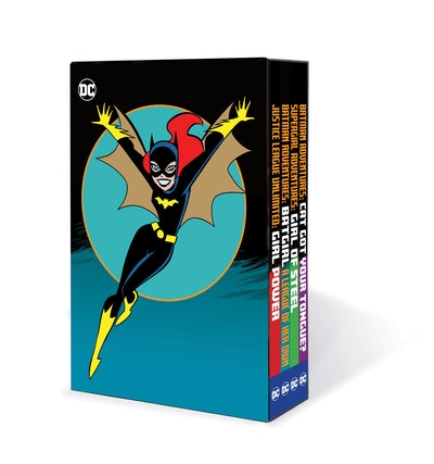 DC Comics Girls Unite! Box Set