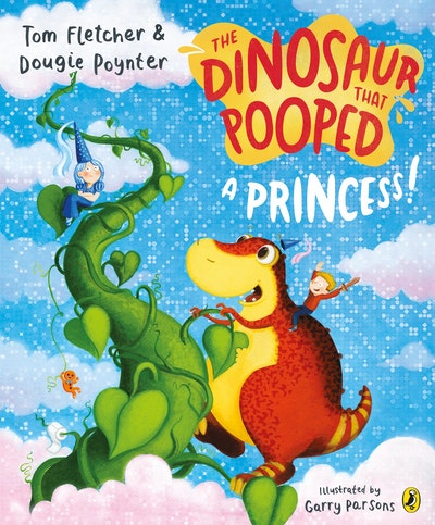 Dinosaur Pooped a Princess