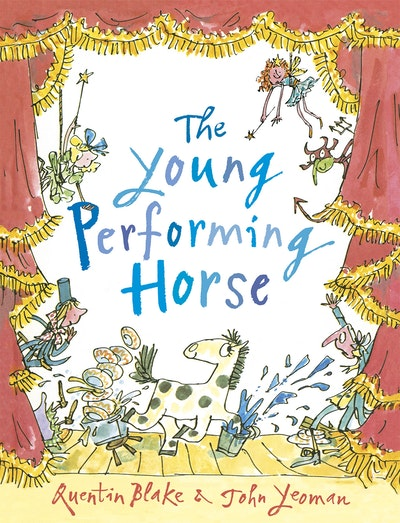 The Young Performing Horse