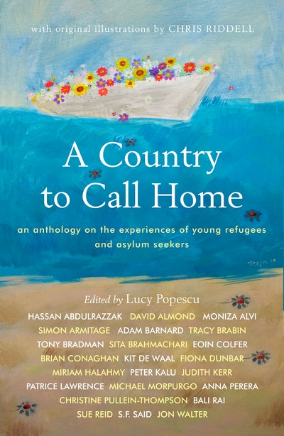 A Country to Call Home: An anthology on the experiences of young refugees and asylum seekers