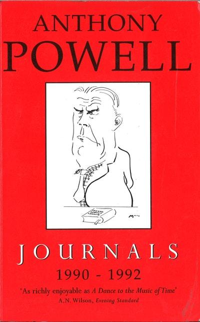 Journals 1990-1992