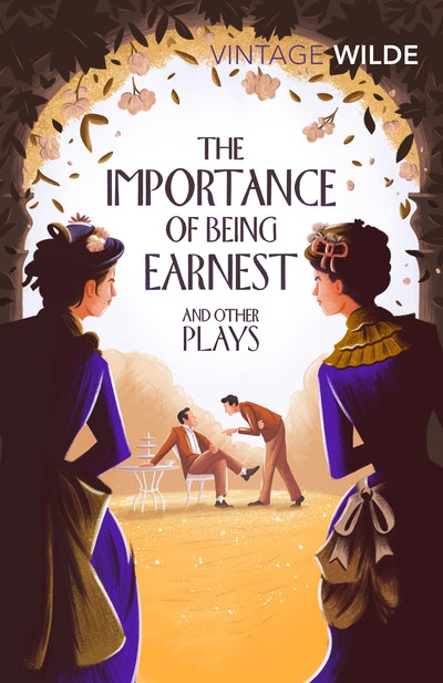 deception in importance of being earnest