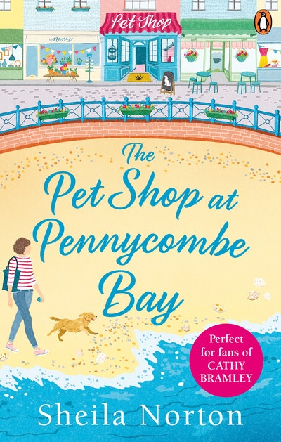 The Pet Shop at Pennycombe Bay