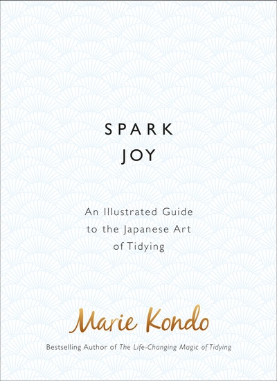spark joy by marie kondo penguin books australia. Black Bedroom Furniture Sets. Home Design Ideas