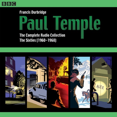 Paul Temple: The Complete Radio Collection: Volume Three