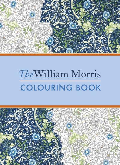 The William Morris Colouring Book By William Morris Penguin Books