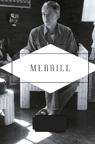 James Merrill Poems