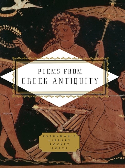 Poems from Greek Antiquity