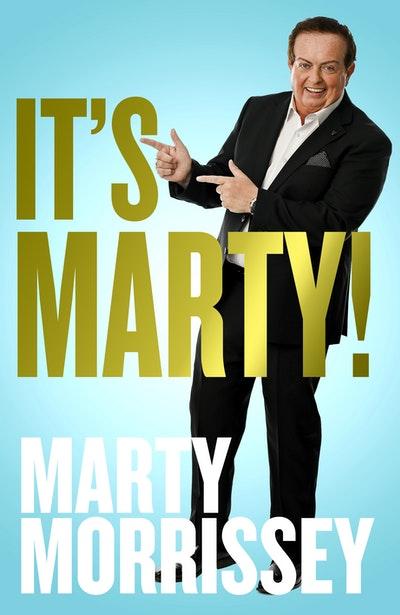 It's Marty!