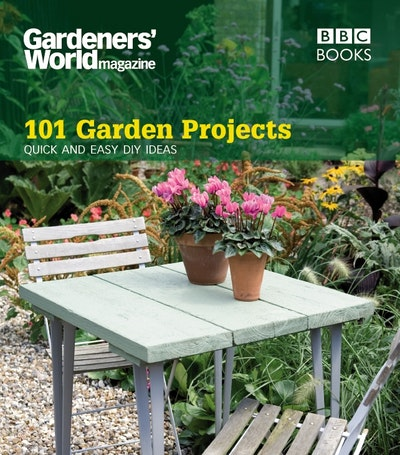 Gardeners 39 world 101 garden projects by helena caldon for Gardening 101 australia