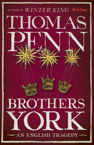 Brothers York: An English Tragedy