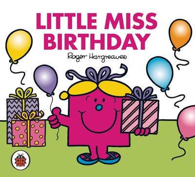 Mr Men and Little Miss: Little Miss Birthday
